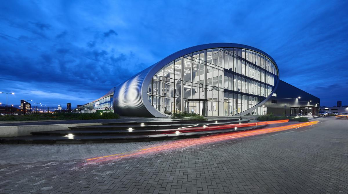Rhenus warehouse in Tilburg