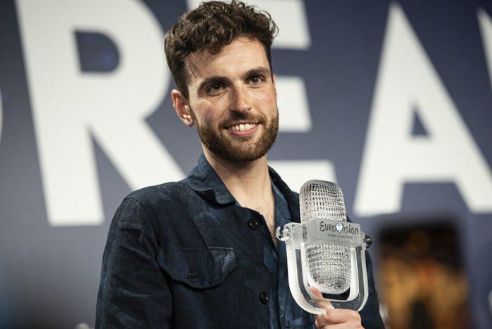 photo-of-duncan-laurence-winner-eurovision-2019