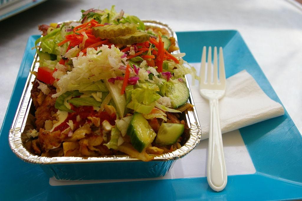 Kapsalon, a Dutch dish and must-eat of Amsterdam