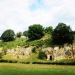 Maastricht chalk caves Bemelerberg