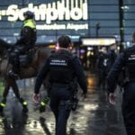 Schiphol-airport-police