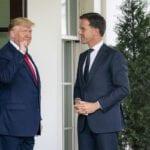 Trump-Rutte