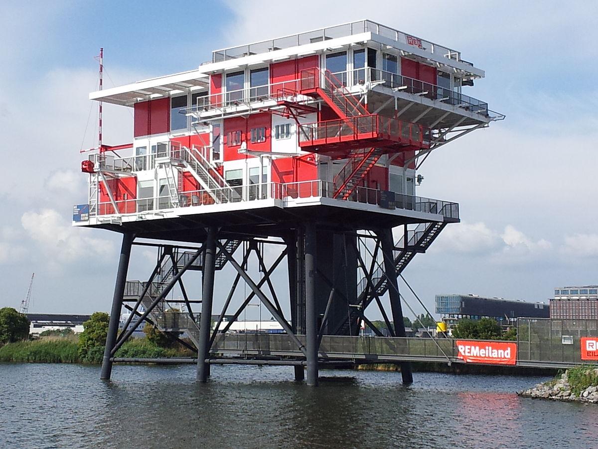 Industrial Venues in Amsterdam