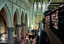 Photo-of-Bookshop-Dominicanen-Maastricht-Netherlands