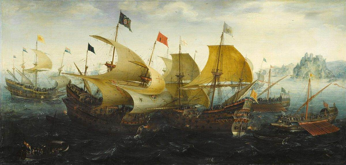 painting-of-the-battle-of-cadiz