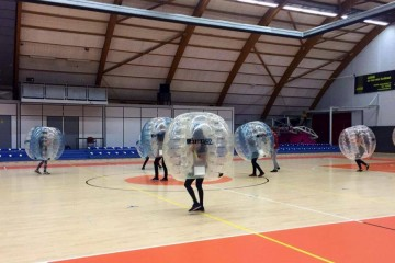 Bubble Football - game