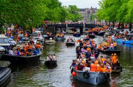 boats - King's Day