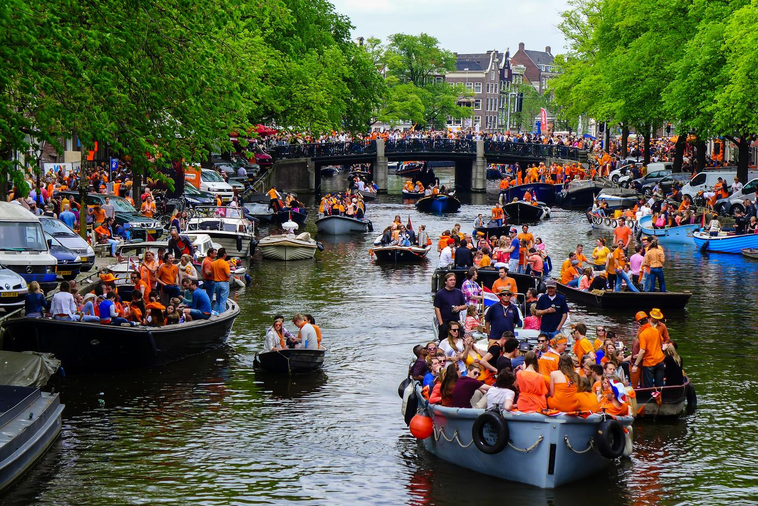 Your essentials for King's Day