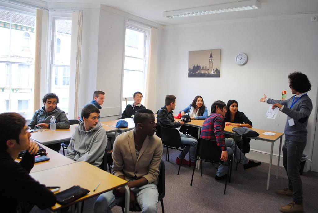 Dutch class