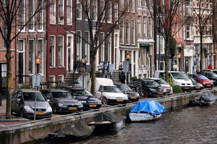 Parking in Amsterdam