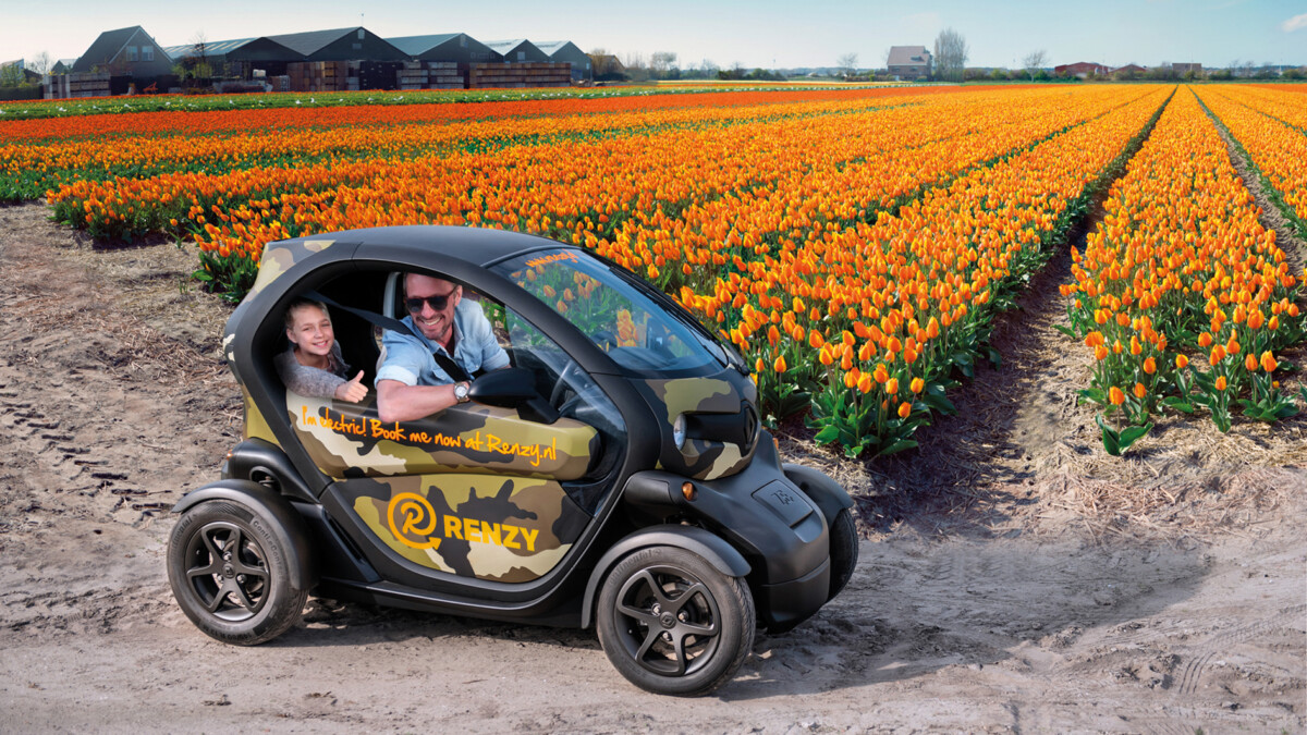 Photo-of-twizy-in-tulip-field-netherlands