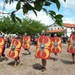 2006-05_Archeon_Romeinse_soldaten