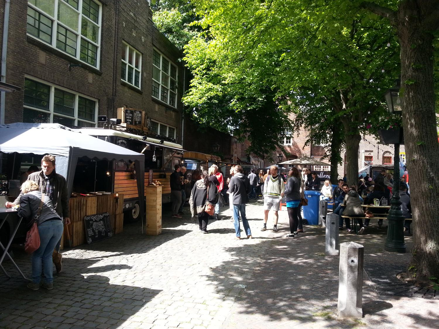 Food festivals netherlands