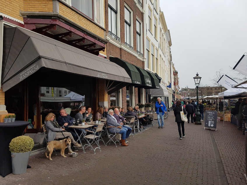 Classy and tasty restaurants in leiden dutchreview for Restaurant faassen leiden