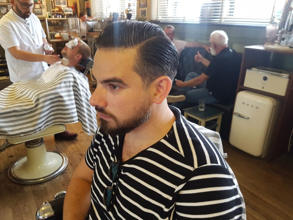 To the barbershop! Getting barbered in Rotterdam – DutchReview