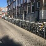fietsvlonders in Rotterdam