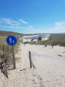 Dutch Beaches: Camperduin's artifical lake
