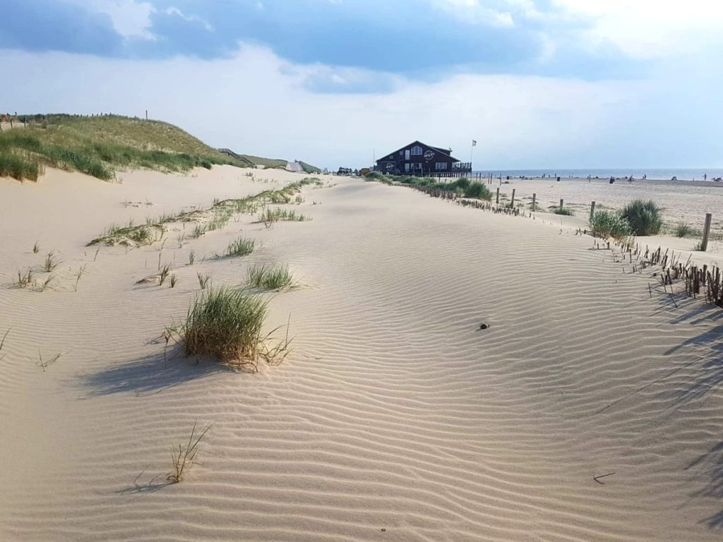 Dutch beaches: Petten in Noord-Holland