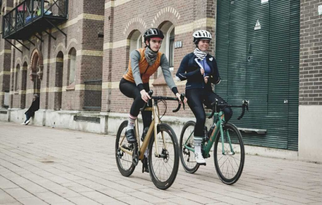 photo-of-women-cycling-the-Netherlands