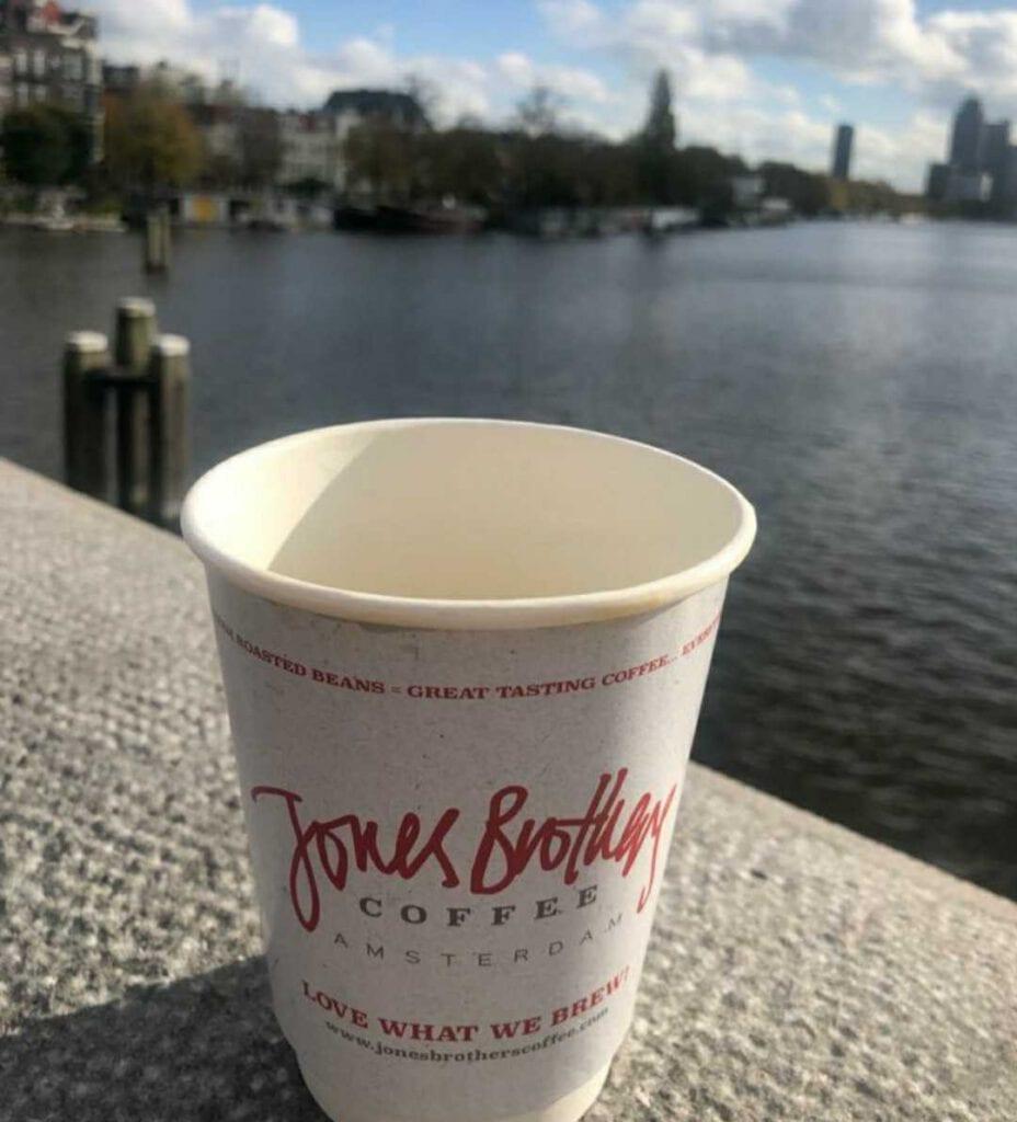 photo-of-Jones-Brothers-coffee-cup-Amsterdam