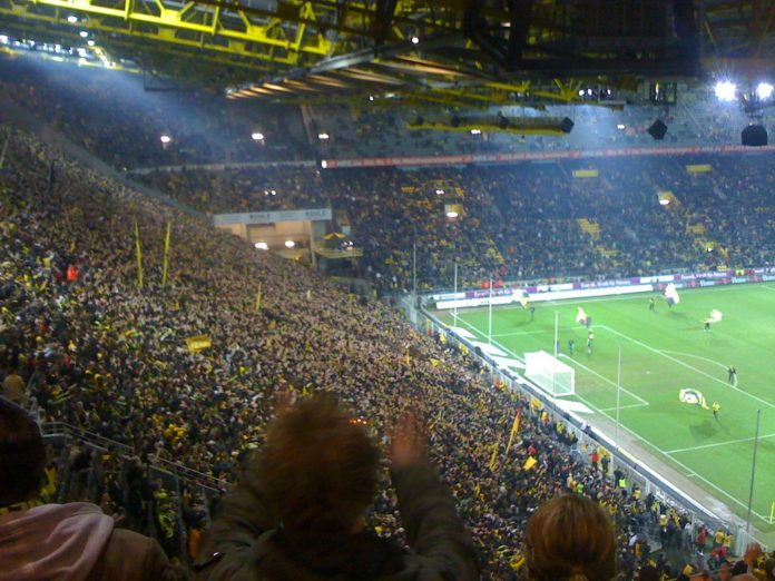 football stadium Dortmund