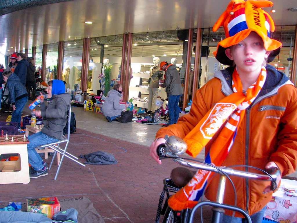 King's Day in The Hague