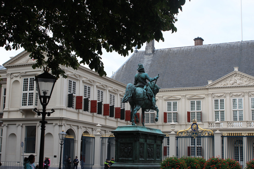 Noordeinde Palace is open to the public for a limited time this summer – DutchReview