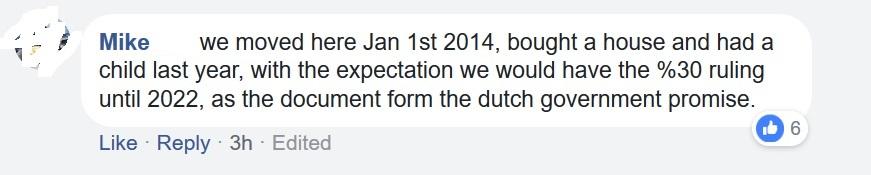 dutch 30 percent ruling