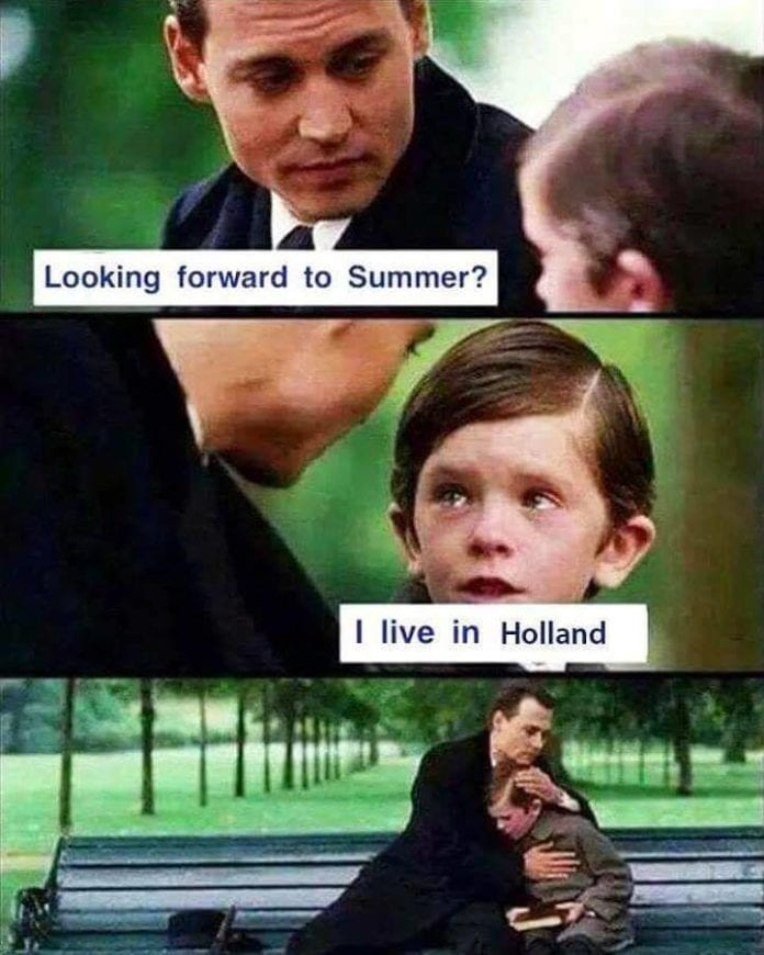 amsterdam versus london
