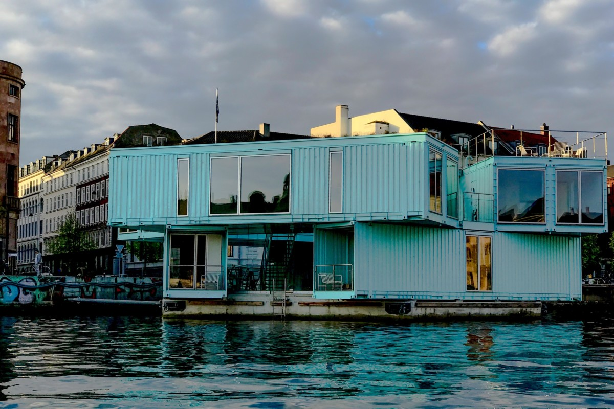 floating homes in the netherlands
