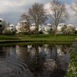 bulb houses in Den Bosch