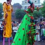 Deventer op stelten. Photo credits: Joep Zander on the Dutch Wikipedia