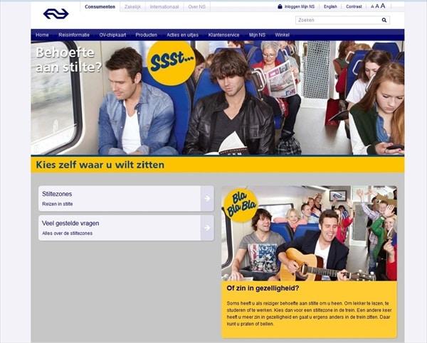 4. Ssssst....Stiltezone__website_www.ns.nl