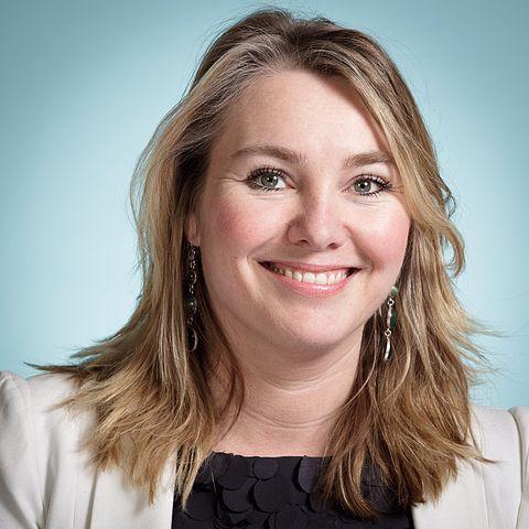 Minister Melanie Schultz van Haegen (which is indeed a bit of a posh name for a Dutchie)