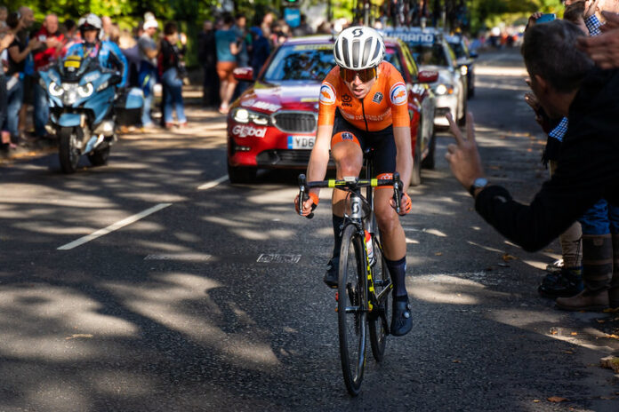 photo-of-annemiek-van-vleuten-on-a-bicycle