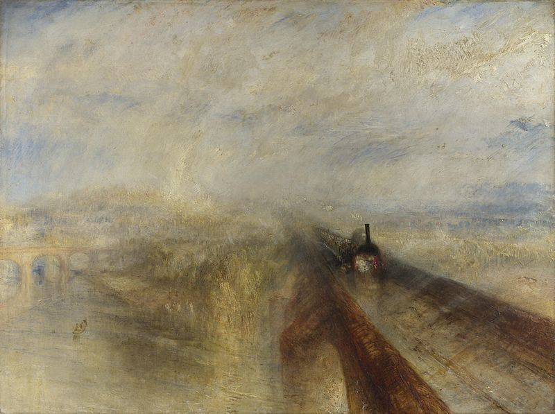 5. Turner_-_Rain_Steam_and_Speed_1844_National_Gallery_file_London