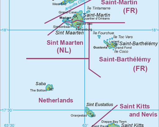 Exploring the Dutch Caribbean Islands: The three S's of