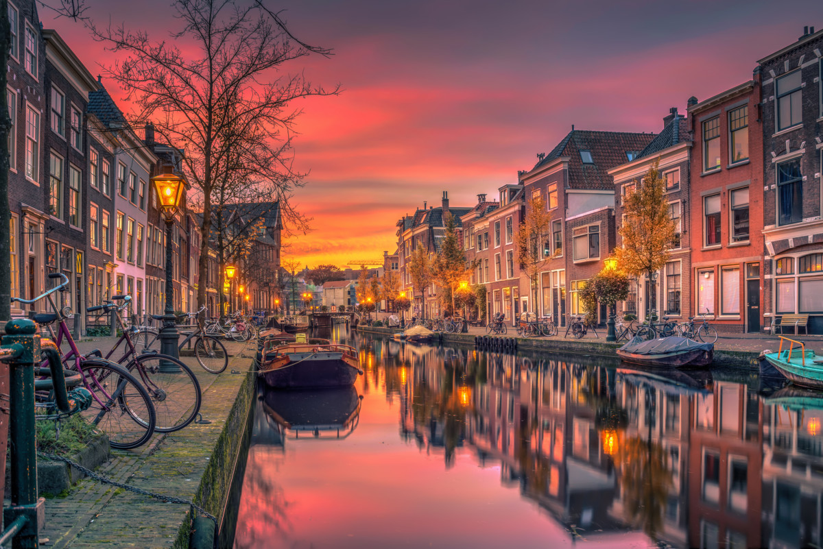free things to do in Leiden