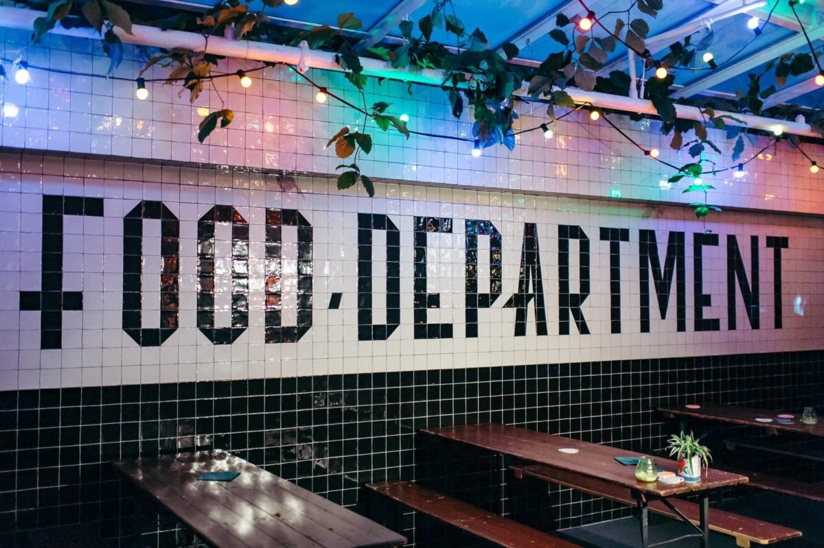 Food Department Jobs