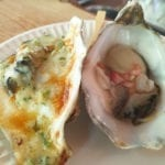 Grilled & Raw Oyster