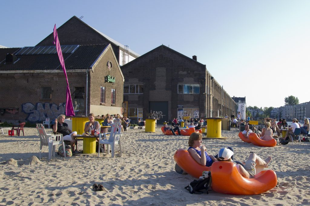 urban beaches - Roest