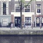 A more beautiful Amsterdam scene ... away from the RLD and coffee shops