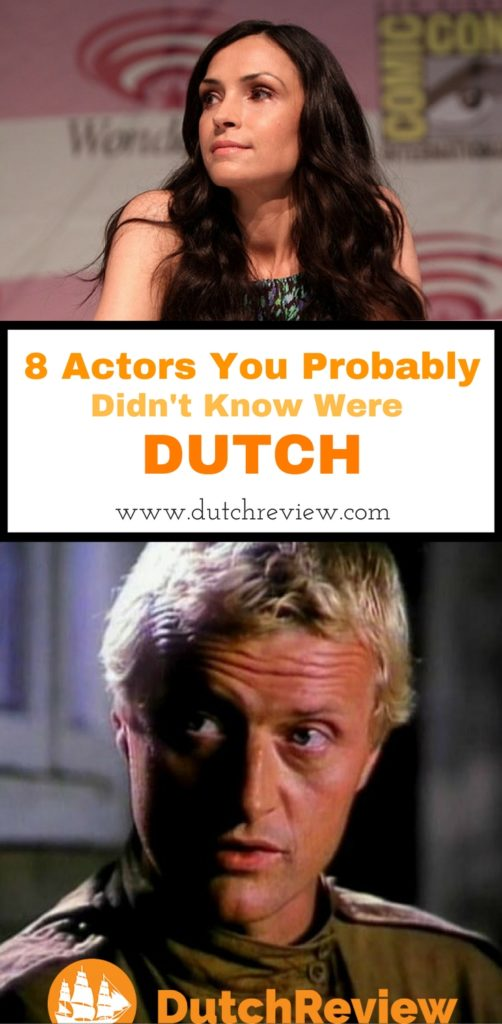 Did you know all these actors were Dutch?