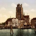 Dam_and_Maashaven,_Dordrecht,_Holland,_1890s
