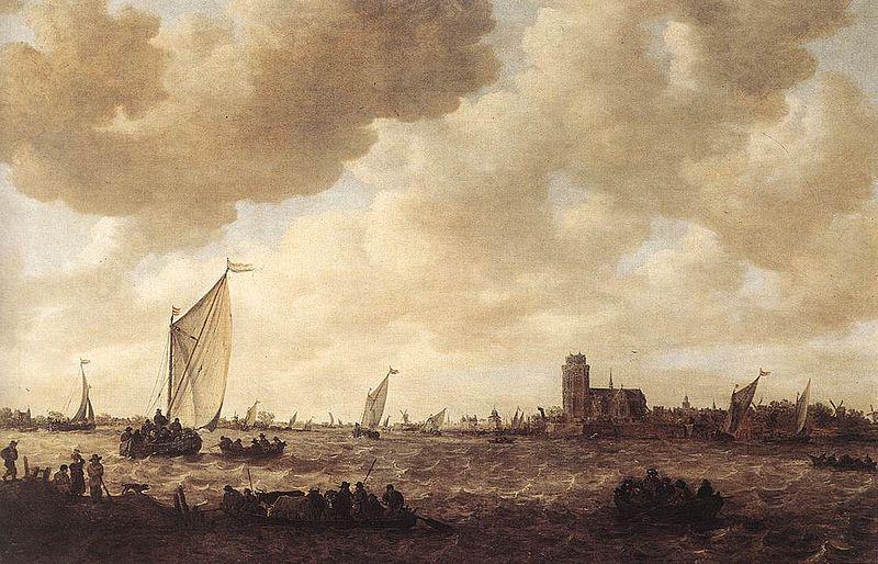 Goyen_1644-53_View_of_Dordrecht