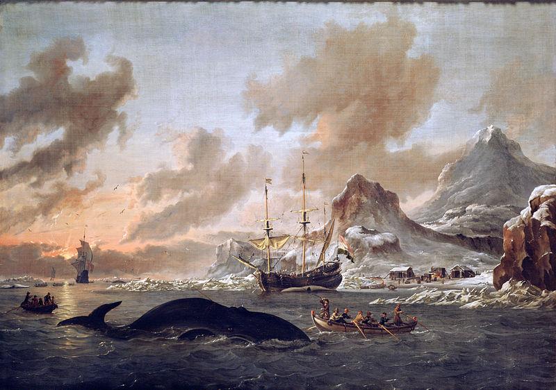 Dutch Whaling