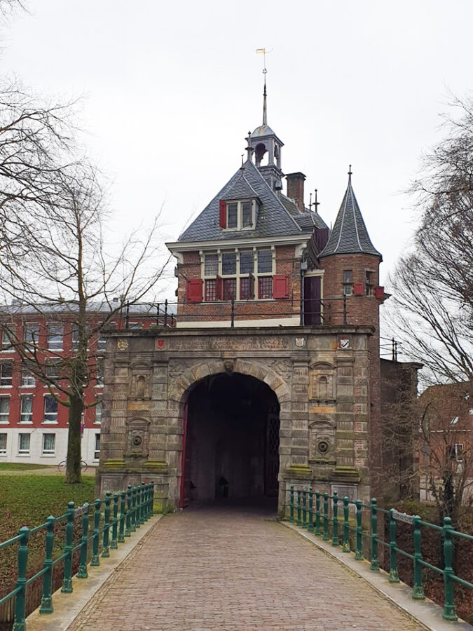 East Gate / Oosterpoort in hoorn