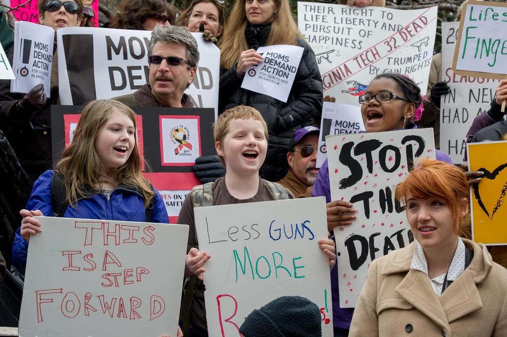gun culture in america essay