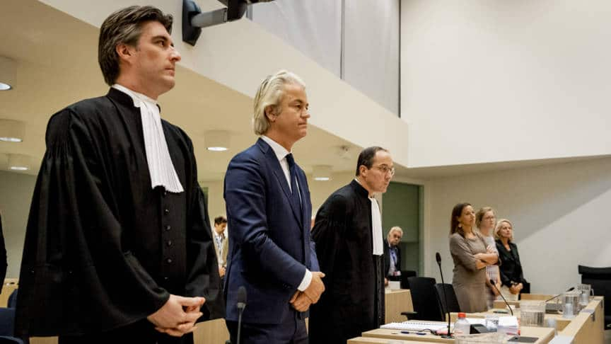 Geert Wilders Guilty