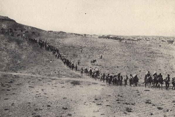 an introduction to the history of armenian genocide The armenian genocide is sometimes called the first genocide of the twentieth century  introduction to the holocaust  an oral history of the armenian genocide.